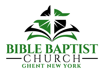 Logo for Bible Baptist Church, Ghent New York